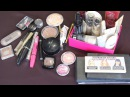 Разбор моей косметики Косметика для лица бровей ресниц Много продуктов с Aliexp