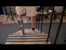 Bionic Leg makes Amputee Faster on his Feet