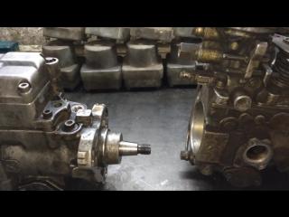 ТНВД VE Форд Транзит 2.5 д. поиск и установка плунжера часть 1