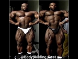 Chris Cormier VS Flex Wheeler