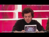 A League Of Their Own S07E02 One Direction Full RUS SUB