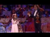 Amira Willighagen André Rieu _ 10 000 people _ Standing ovation