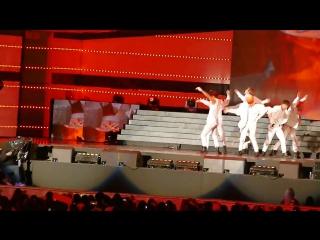 [VK][27.10.2016] MONSTA X Fancam - 'Fighter' @ M! Countdown in Jeju
