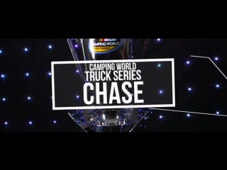 NASCAR Camping World Truck Series #TheChase - Talladega