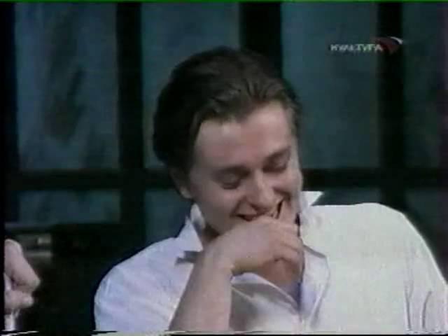 Священный огонь МХТ им Чехова, 2002 г