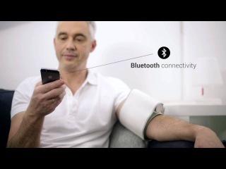 Wireless Blood Pressure Monitor - Retail Video