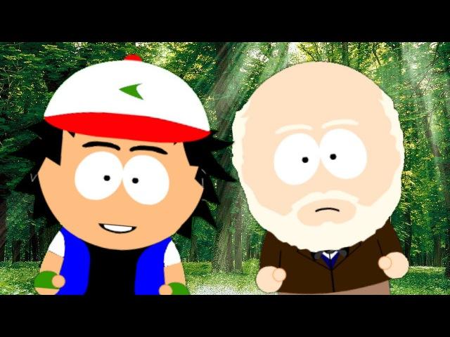 Ash Ketchum vs Charles Darwin. Epic Fanmade Rap Battles of History 34