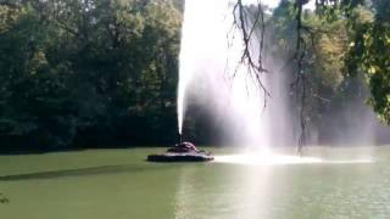 Умань Софиевский парк фонтан.