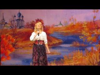 Лена Василек в Набережных Челнах - Сказка про рыбака и рыбку