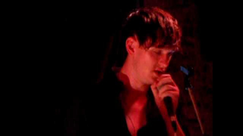 Patrick Wolf - On The Massacre of Glencoe (live @ Flowerpot)