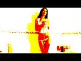 Сексуальный стриптиз   девушка танцует красивое тело эротика сиськи футбол машин