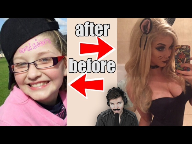 Puberty: Before And After (Kids All Grown Up)