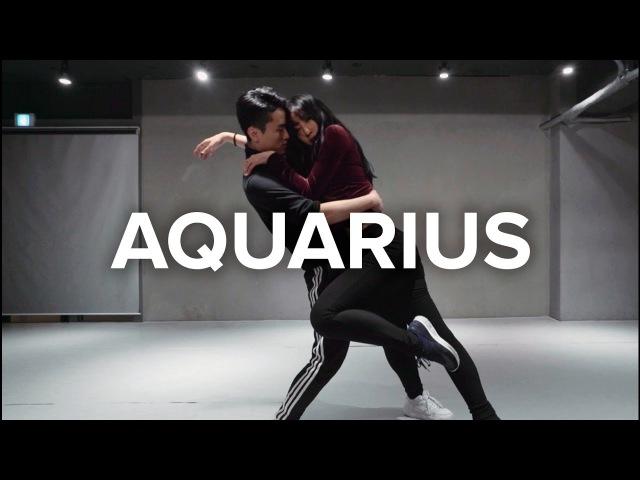 Aquarius Tinashe Jin Lee Choreography