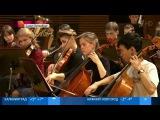 Всероссийский юношеский симфонический оркестр под управлением Юрия Башмета начинает европейское