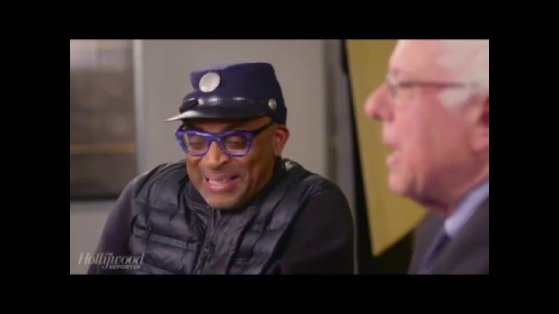 Spike Lee Gets Candid With Sen. Bernie Sanders In Latest Interview