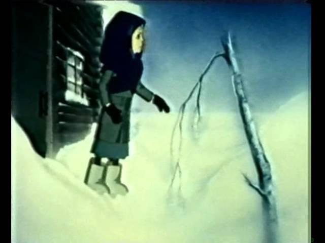 Мультфильм Партизанская снегурочка (1981)