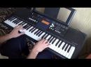 Серебро - Мало Тебя piano
