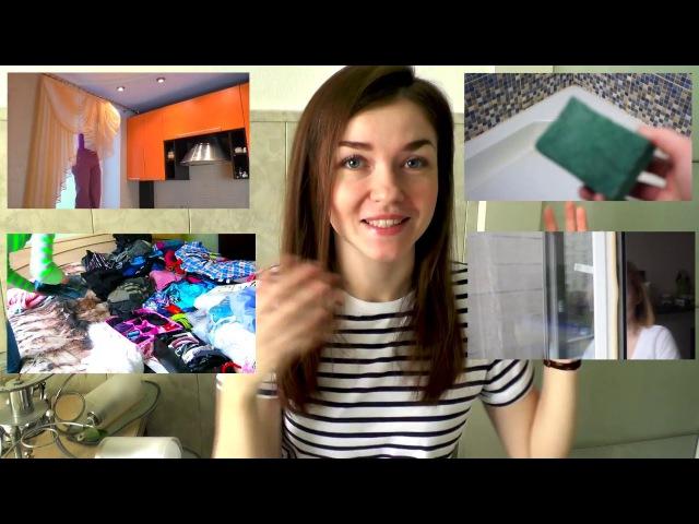 Весенняя уборка: МОЕМ ЛЮСТРУ! Spring Cleaning: How to clean a Chandelier! ❤Ирина Соковых