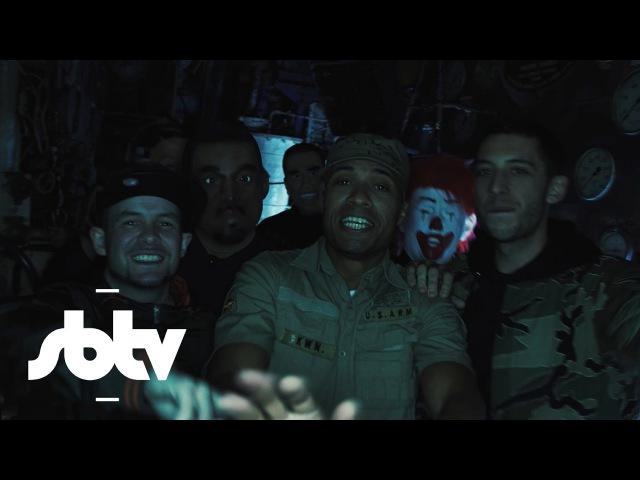 Krafty Kuts Dynamite MC ft Harry Shotta, Example (Erb'N'Dub) | The War Is Over [Music Video]: SBTV
