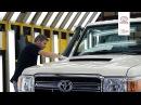Produção do Land Cruiser Serie 70 - Fábrica Toyota em Ovar