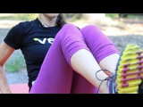 Tabata Workout - Burn Fat and Tone Up in 4 Minutes - Work It Out Wednesday - BEXLIFE