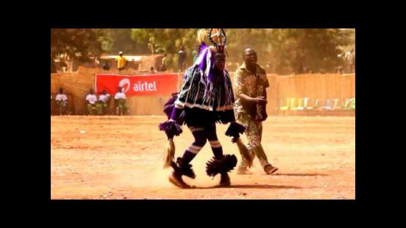 Папуас танцует Татарская плясовая Веселая