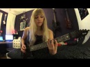 Bloodbath - Outnumbering The Day guitar cover by Simone van Straten