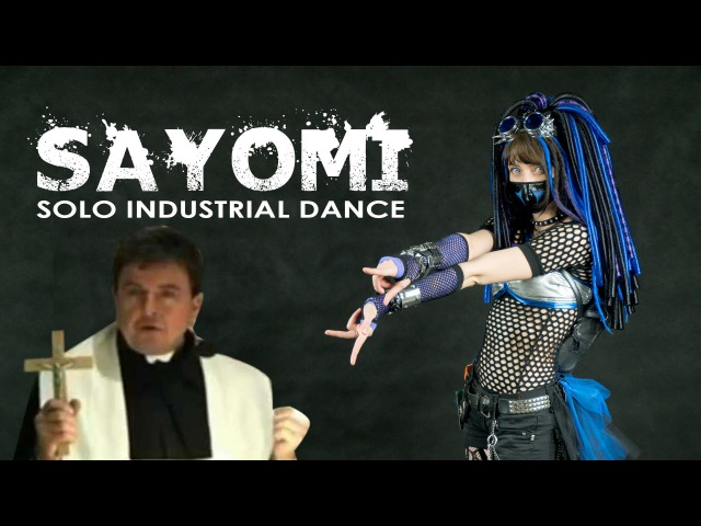 Sayomi industrial dance Solo 1