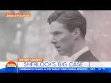 Is Benedict Cumberbatch headed for Australia -  Today - Channel 9 (Sherlock)