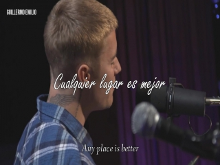 Justin Bieber - Fast Car (Traducida Al Español + Lyrics)