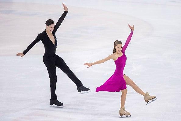 Анастасия Шпилевая - Григорий Смирнов/ танцы на льду - Страница 7 BSnKR7fl1ns
