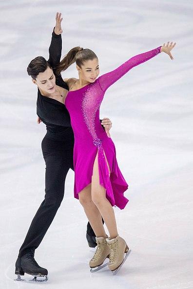 Анастасия Шпилевая - Григорий Смирнов/ танцы на льду - Страница 7 Wulj8vUVjkY