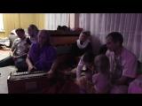 Киртан  м. Шьямарани 24.12.16. в гостях у Гаурачандры