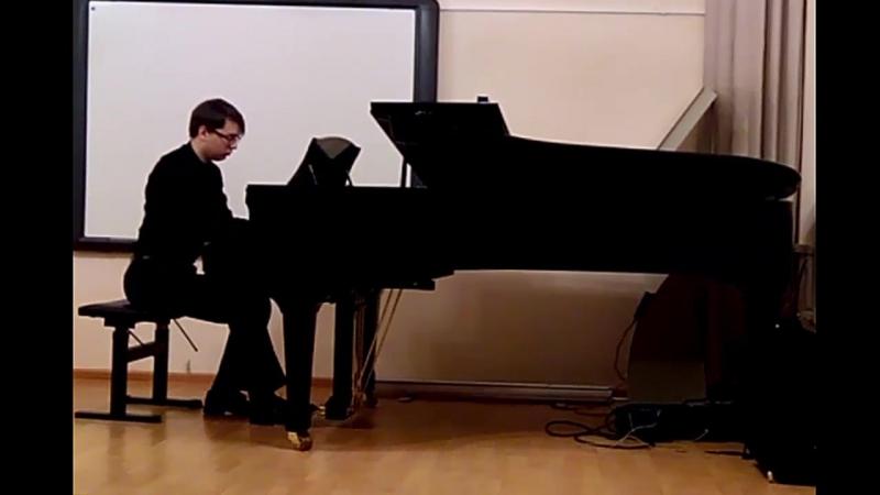 Р. Шуман/R. Schumann Op. 68, No. 35 Миньона