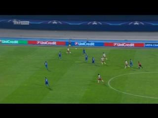 Dinamo Zagreb - Salzburg 1-1, analysis, all goals, 16.08.2016. HD