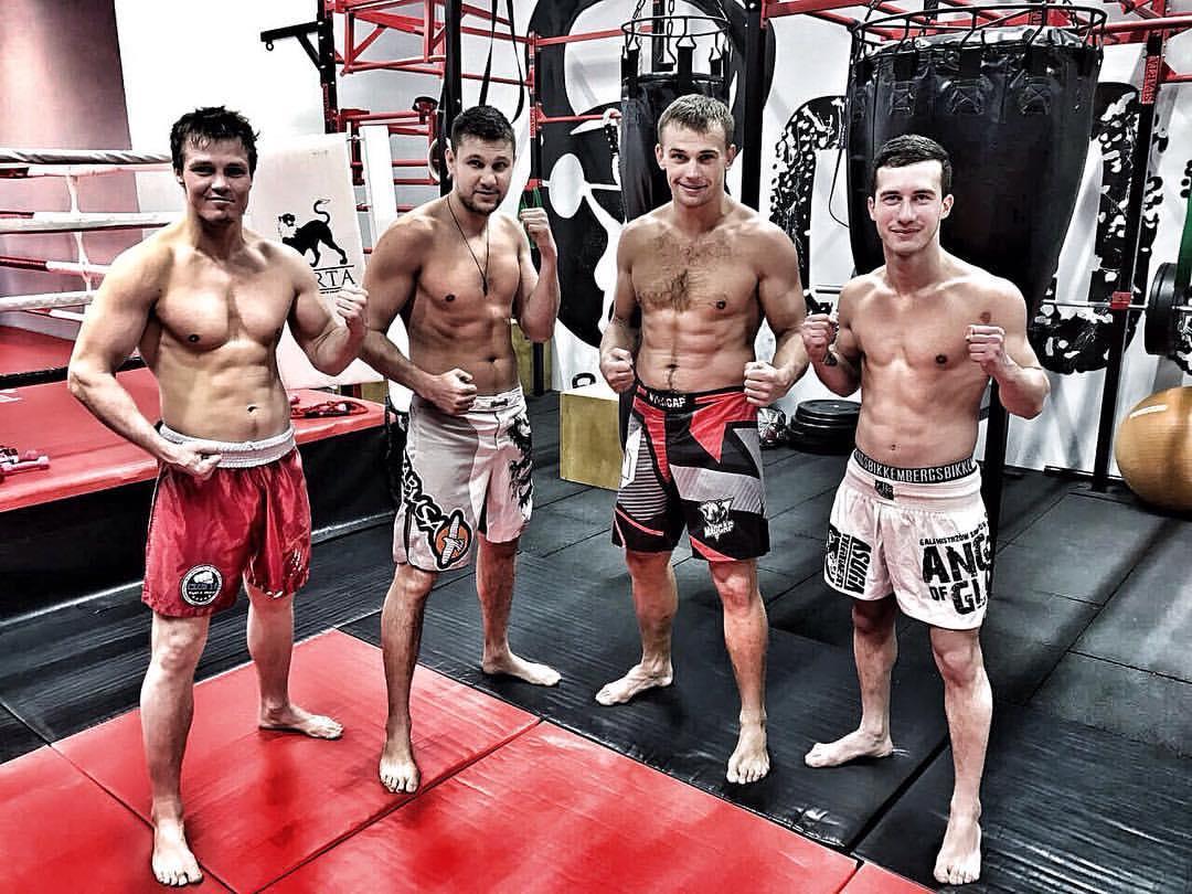 kickboxing boxing vityazfight k1 championship of moscow