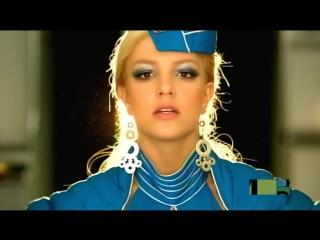 Бритни Спирс \ Britney Spears-Toxic (2003) клип HD 1080