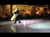 Наши преподаватели Танго - Мария и Михаил (Fueron tres anos - Hector Varela)