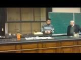 Химическое шоу в СПБГТИ(ТУ)