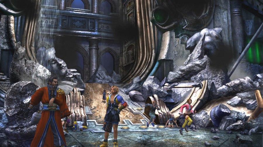 Final Fantasy X X-2 HD Remaster (2016) PC от CODEX - Скриншот 3