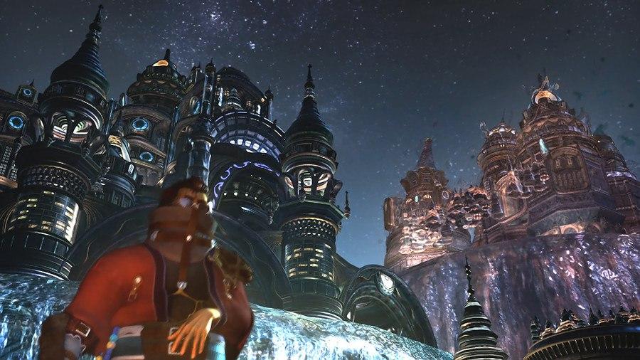 Final Fantasy X X-2 HD Remaster (2016) PC от CODEX - Скриншот 2