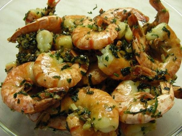 Креветки рецепты приготовления с фото
