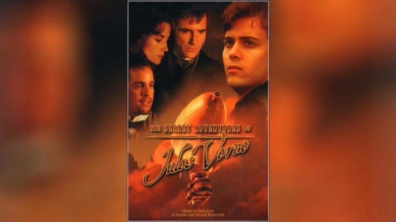 Тайные приключения Жюля Верна (2000) | The Secret Adventures of Jules Verne