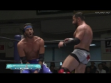 Trent Baretta vs Bobby Fish, NJPW Best of Super Juniors 2006 (d6)