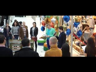 показ бутика SPRINGFIELD ТРЦ Гринвич / модели агентства grand fashion