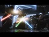 Star wars AMV - Hammerfall - Last Man Standing (Extend Version)