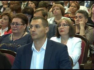 Встреча Е. Савченко с белгородцами