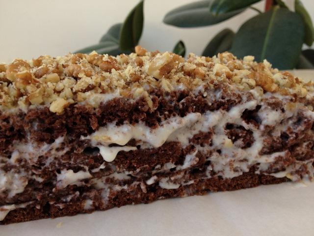 Шоколадный Торт на Кефире - Обалденный и Сочный | Chocolate Cake, English Subtitles