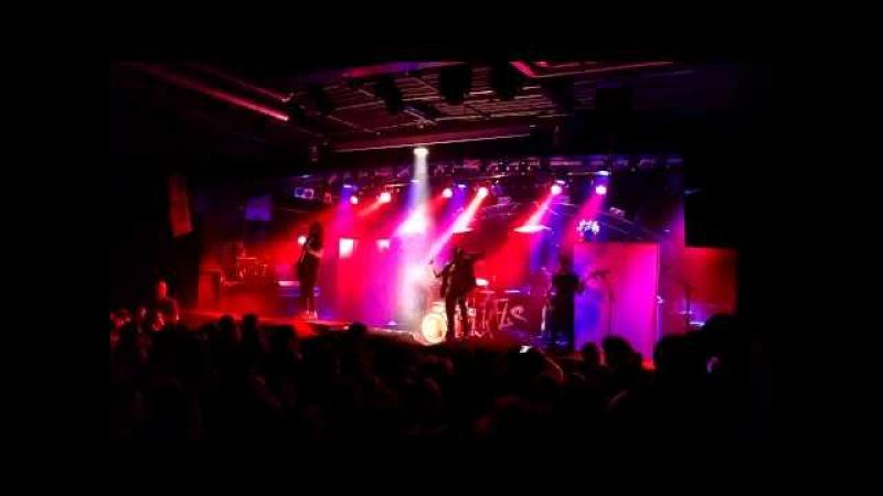 We Butter The Bread With Butter - Das Uhrwerk (live @ Backstage/München - 29.03.2015)