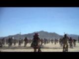 Burning Man 2014 naked pub crawl